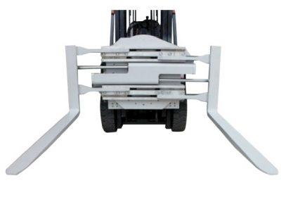 Forklift üçün 2.2ton Qeyri-Sideshifting Fork Qələmlər