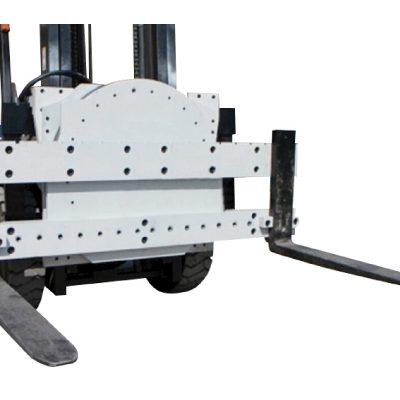 Ağır yüklü forklift rotator qoşması satılır
