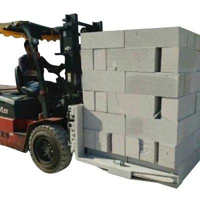Hidravlik forklift Beton kərpic bloku qaldırıcı qısqac