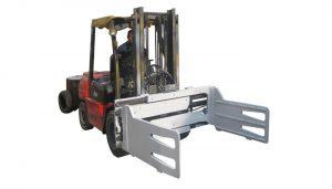 3ton Forklift üçün 2.2ton Bale Clamp