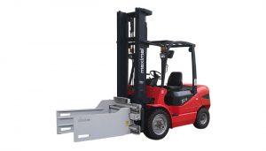 3T Forklift Bale Qıvrım ilə
