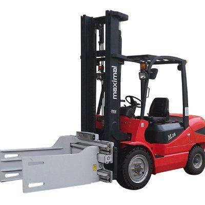 Forklift Əlavələri Pulpa Bale Qıvrımları