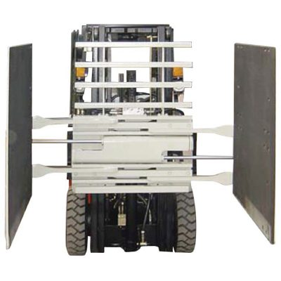 Forklift Əlavəsi Karton Clamp Class 3 & 1220 * 1420 mm qol ölçüsü