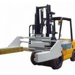 Forklift Block Qapaqlar və ya Kərpic Qısqacları 2.5t Dəyişməyən Forklift Blok Qələmləri