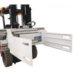 İqtisadi Forklift, Bale Clamp Mman istehsal