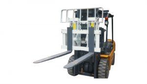 Forklift Hinged Fork