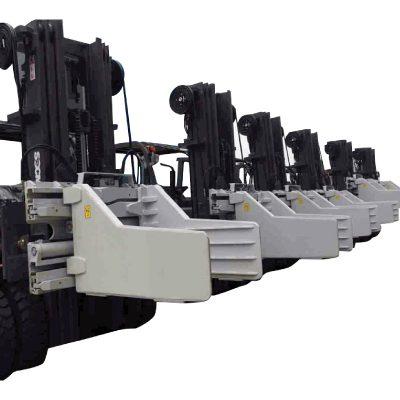 2.7 Ton Forklift Bale Clamp Əlavələr