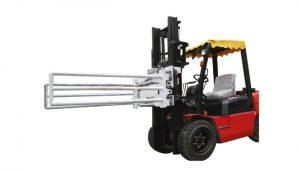 Forklift Əlavəsi Forklift Köpük Qıvrımları