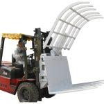 Forklift Hinged Broke Handler