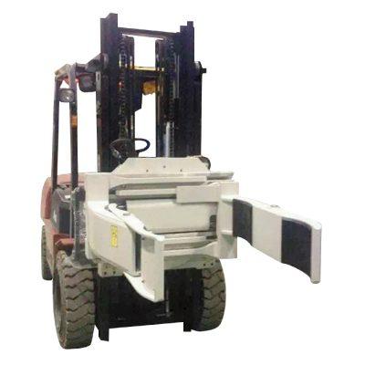 Çin Forklift Attachement Drum Clamp Handler