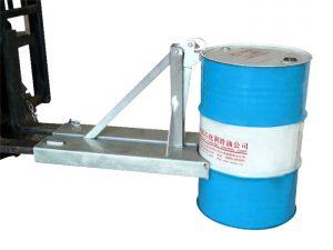 Tipi BGN-1 55 gallon paslanmayan polad forklift baraban işleyicisi
