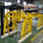 Yüksək keyfiyyətli Forklift Beton Bell Tipi Blok Qələmləri Satılır