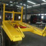 Hidravlik Forklift Zibil Bin Tipper