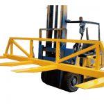 Forklift üçün FSNP2-4500 yayıcı çubuğunu yazın