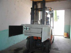 Forklift Çox Məqsədli Qısqac